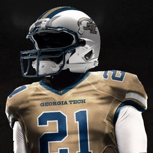Uniform Concept – Georgia Tech football