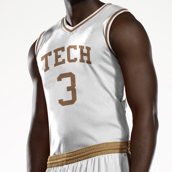 Uniform Concept – Georgia Tech Basketball