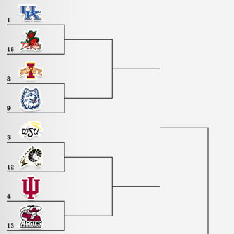 NCAA Logos Tournament &#8211; Second Round