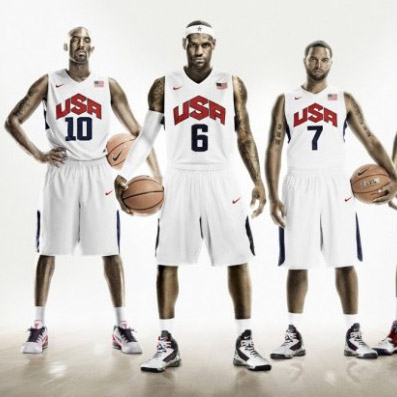 Guest Post &#8211; Nike Unveils the 2012 USA Olympic basketball Uniform