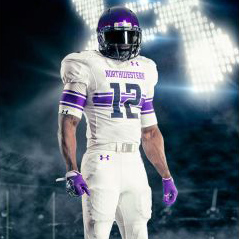 2012 College Football Uniform Changes