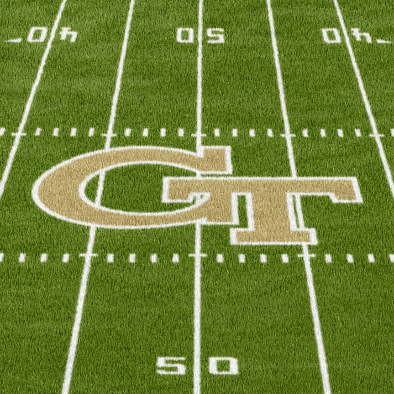 I Really Designed the Georgia Tech Football Field